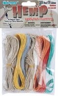 Hemp Variety Pack 300 Feet/Pkg-Rainbow by Pepperell: Product Image
