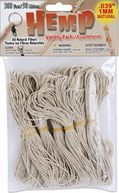 Hemp Variety Pack 300 Feet/Pkg-Naturals by Pepperell: Product Image