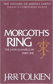 BARNES & NOBLE | Morgoth's Ring: The Later Silmarillion #1 ...
