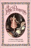 A Little Princess by Frances Hodgson Burnett: Book Cover