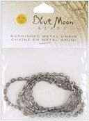 Blue Moon Burnished Chains-Silver - Small 24&quot; by Blue Moon Beads: Product Image