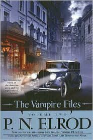The Vampire Files, Vol. 2 Omnibus