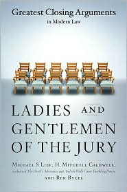 Ladies And Gentlemen Of The Jury by Michael S Lief: Book Cover