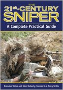 The 21st Century Sniper by Brandon Webb: NOOK Book Cover