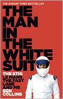 The Man in the White Suit by Ben Collins: Book Cover