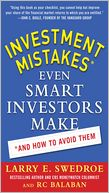 Investment Mistakes Even Smart Investors Make and How to Avoid Them by Larry Swedroe: NOOK Book Cover