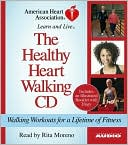 Healthy Heart Walking Program, Vol. 1 by American Heart Association: CD Audiobook Cover