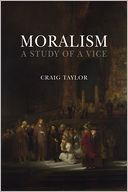Moralism by Craig Taylor: Book Cover