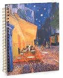 Van Gogh Cafe Spiral Sketchbook 8.5 x11 by Barnes & Noble: Product Image