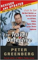The Travel Detective by Peter Greenberg: Book Cover