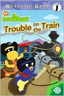 Trouble on the Train (Backyardigans Ready-to-Read Series) by Catherine Lukas: Book Cover
