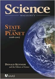 Science Magazine's State of the Planet 2006-2007 by Donald Kennedy: Book Cover