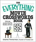 The Everything Movie Crosswords Book by Charles Timmerman: Book Cover