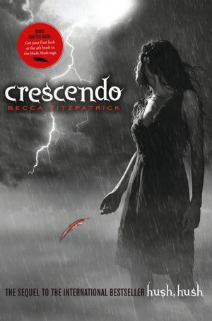 Free it pdf books free downloads Crescendo (Hush, Hush Saga #2) (English Edition) by Becca Fitzpatrick
