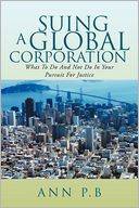download Suing A Global Corporation book