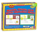Match, Trace, and Write Alphabet Mats, K-1: 20 Activities by Scholastic, Inc.: Product Image