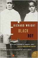 Black Boy by Richard Wright: Book Cover