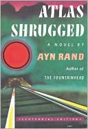 Atlas Shrugged by Ayn Rand: Book Cover