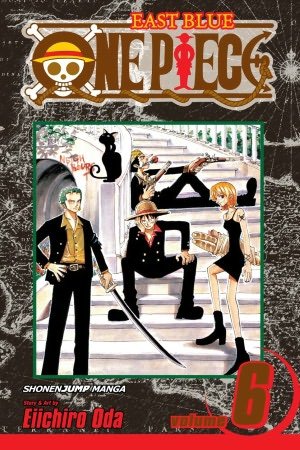 One Piece, Volume 6: The Oath