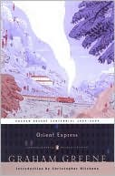 Orient Express by Graham Greene: Book Cover