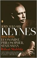 John Maynard Keynes by Robert Skidelsky: Book Cover