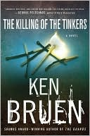 The Killing of the Tinkers (Jack Taylor Series #2) by Ken Bruen: Book Cover