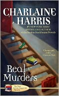 Real Murders (Aurora Teagarden Series #1) by Charlaine Harris: Book Cover