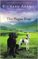 The Plague Dogs by Richard Adams: Book Cover