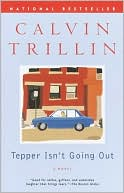 Tepper Isn't Going Out by Calvin Trillin: Book Cover