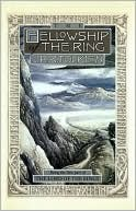 The Fellowship of the Ring by J. R. R. Tolkien: Book Cover