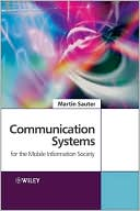 Communication Systems for the Mobile Information Society by Martin Sauter: Book Cover