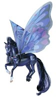 Breyer Wind Dancers - Kona by Reeves International, Inc.: Product Image