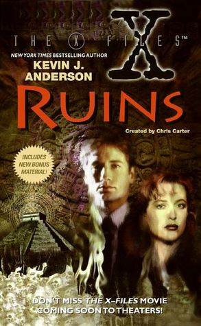 Books to download on ipad for free The X-Files: Ruins