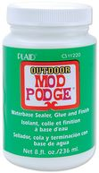 Mod Podge Outdoor Finish-8 Ounces by Plaid: Product Image