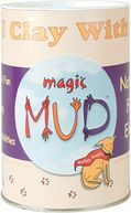 Magic Mud Air Dry Clay 3 Pounds-Natural by AMACO: Product Image
