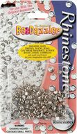 Be Dazzler Rhinestone Refill 150/Pkg-Clear by SAS: Product Image