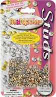 Be Dazzler Stud Refill 200/Pkg-Gold & Silver by SAS: Product Image
