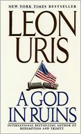 A God in Ruins by Leon Uris: NOOK Book Cover