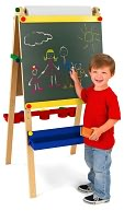 Kidkraft Artist Easel with Paper by KidKraft: Product Image