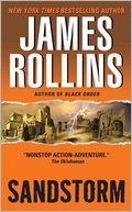 Sandstorm (Sigma Force Series) by James Rollins: NOOK Book Cover
