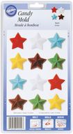 Candy Mold-Stars 12 Cavity by Wilton: Product Image