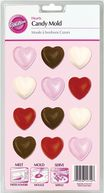 Candy Mold-Hearts 12 Cavity by Wilton: Product Image