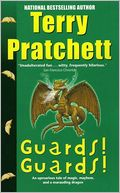 Guards! Guards! (Discworld Series) by Terry Pratchett: NOOK Book Cover