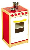 Color-Bright Kitchen Stove by Guidecraft: Product Image