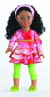 Madame Alexander Favorite Friends Oh So Groovy 18 inch Doll by Madame Alexander: Product Image