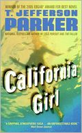 California Girl by T. Jefferson Parker: NOOK Book Cover