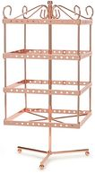 "Jewelry Display 6""X6""X13""-Copper by Darice: Product Image"