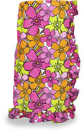Floral Splash Spa Wrap: Size ML by Room It UP: Product Image