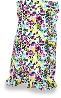 Beach Leopard Spa Wrap: Size XS/S by Room It UP: Product Image
