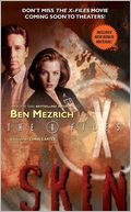 The X-Files by Ben Mezrich: NOOK Book Cover